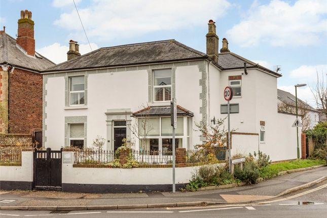 Thumbnail Detached house for sale in Whyke Road, Chichester, West Sussex