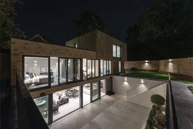 Thumbnail Detached house for sale in The Fortis Collection, Eastern Road, London