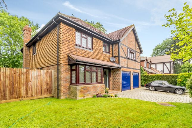 Thumbnail Detached house for sale in Kingswood Place, High Wycombe, Buckinghamshire