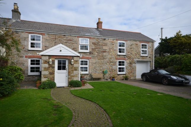 Thumbnail End terrace house for sale in Wheal Rose Caravan & Camping Park, Wheal Rose, Scorrier, Redruth