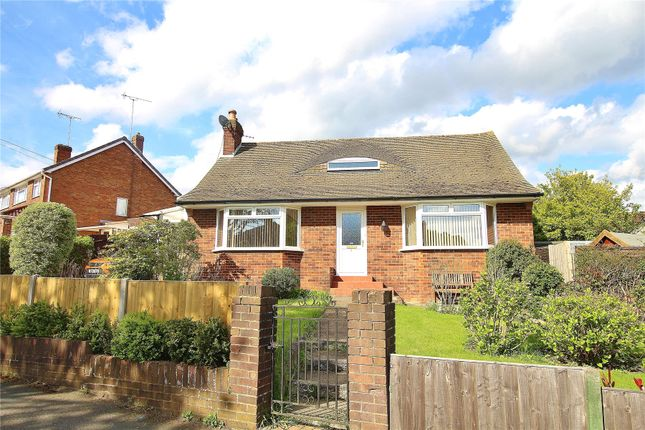 Thumbnail Detached bungalow for sale in St Johns, Woking, Surrey