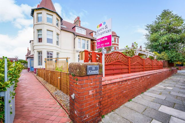 Thumbnail Flat for sale in Curzon Road, Hoylake, Wirral