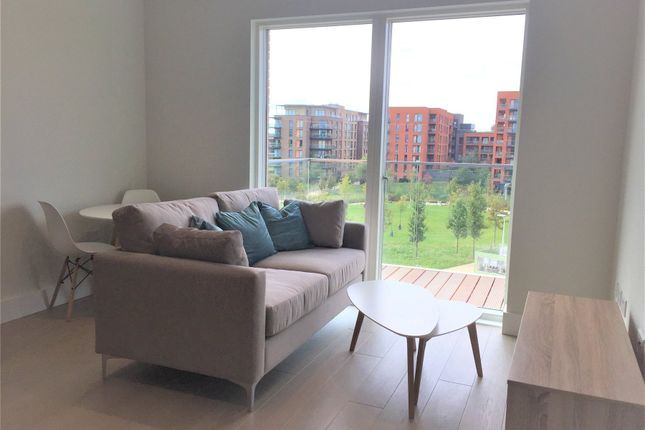 Thumbnail Flat to rent in Cottam House, Kidbrooke Park Road, London