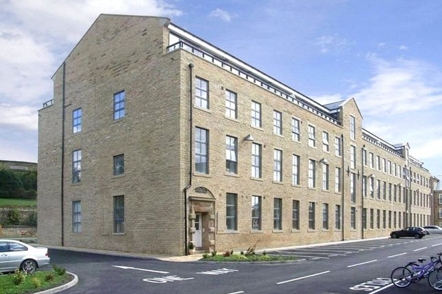 Thumbnail Flat to rent in Limefield Mill, Bingley, West Yorkshire