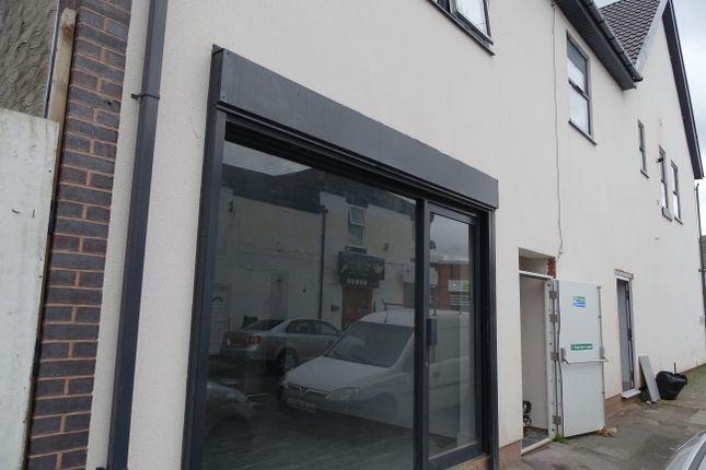 Thumbnail Retail premises to let in Byrne Road, Wolverhampton