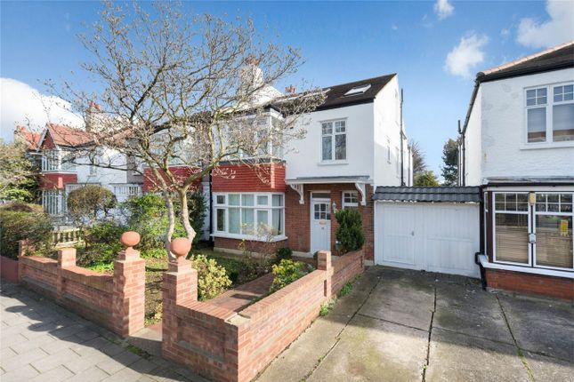 Thumbnail Semi-detached house for sale in Emlyn Road, Stamford Brook, London