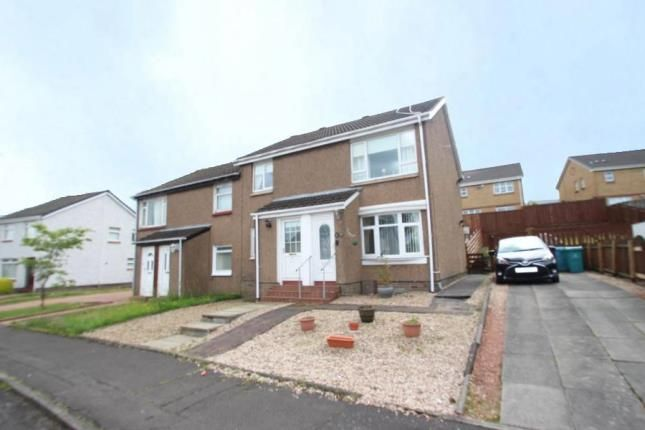 Thumbnail Flat for sale in Earlston Crescent, Coatbridge, North Lanarkshire