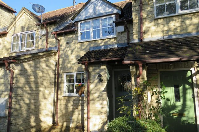 Thumbnail Terraced house for sale in Catterick Close, Chippenham