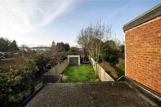 Garden Elevated of Brinns Cottages, Green Lane, Frogmore GU17