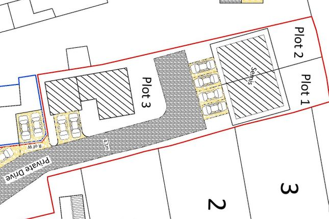Thumbnail Land for sale in Crowle, Scunthorpe