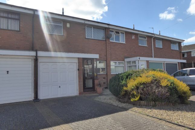 Thumbnail Terraced house for sale in Winchester Gardens, Birmingham