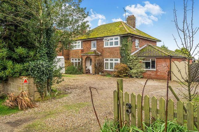 Thumbnail Detached house for sale in Fakenham Road, Briston, Melton Constable