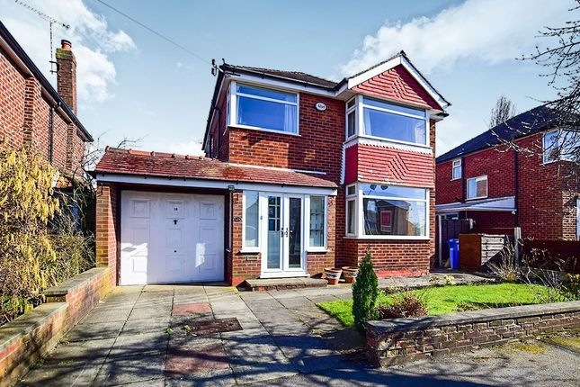 Thumbnail Detached house to rent in Syddall Avenue, Heald Green, Cheadle