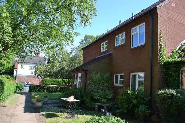 Thumbnail Maisonette for sale in The Beck, Elford, Tamworth