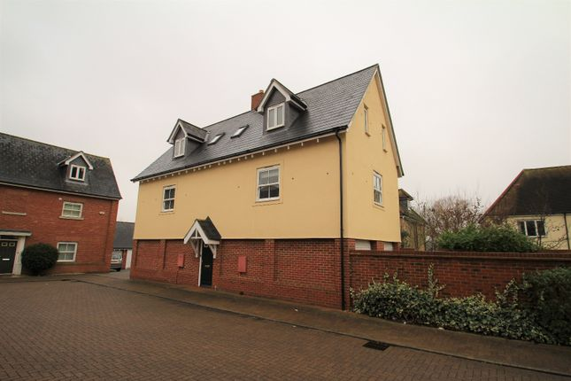 Thumbnail Maisonette to rent in Rouse Way, Colchester