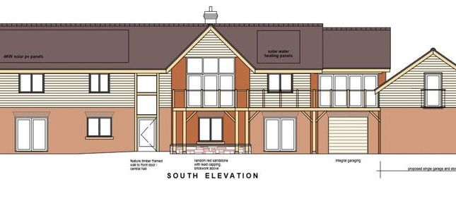 Thumbnail Detached house for sale in Plot 1 Cold Hatton, Telford, Shropshire