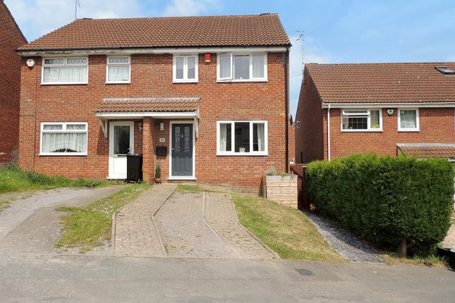 Thumbnail Semi-detached house for sale in The Ridings, Dundry, Bristol