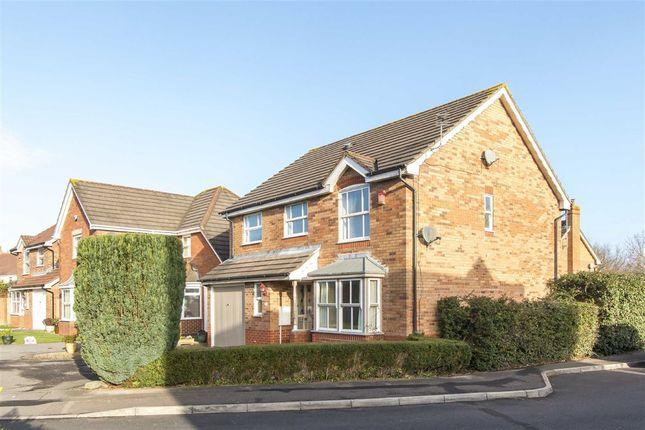 Thumbnail Detached house for sale in Saxon Way, Bradley Stoke, Bristol