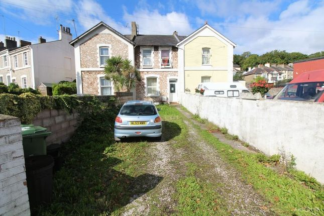 Thumbnail Semi-detached house for sale in Lymington Road, Torquay