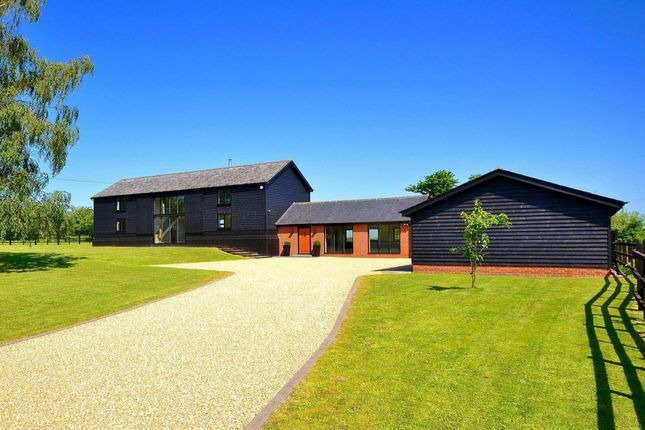 Thumbnail Detached house for sale in Manns Farm, High Easter, Chelmsford