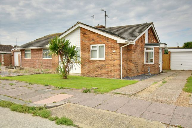 Thumbnail Bungalow for sale in Poling Close, Goring By Sea, Worthing, West Sussex