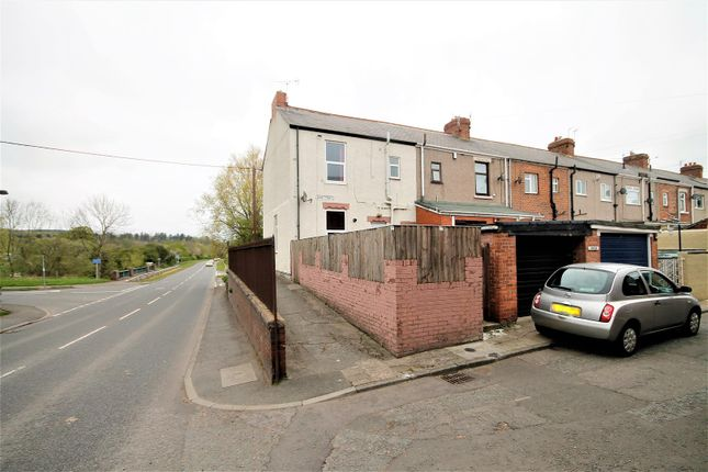 Thumbnail End terrace house to rent in Dean Street, Langley Park, County Durham