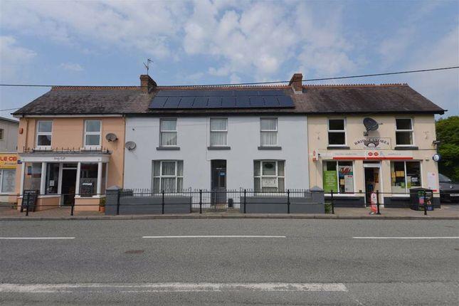 Outside of Llymians, Carmarthen Road, Kilgetty, Dyfed SA68