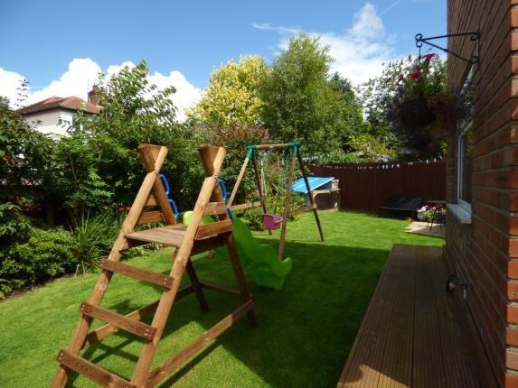 Garden of Henley Avenue, Litherland, Liverpool, Merseyside L21