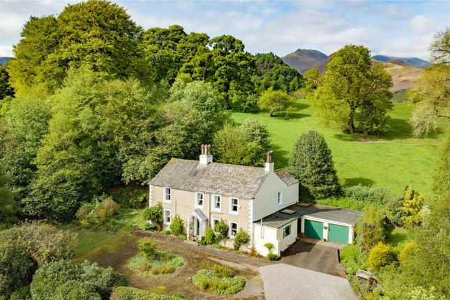Thumbnail Detached house for sale in Roodlands, Portinscale, Keswick, Cumbria