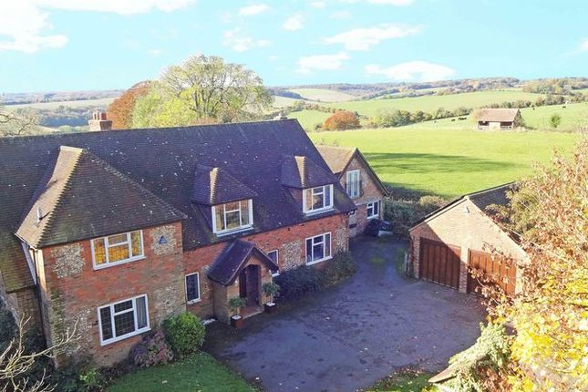 5 bed detached house for sale in Chinnor Road, Bledlow Ridge, High Wycombe