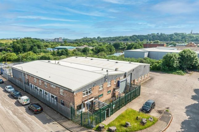 Thumbnail Industrial to let in Stuart Close, Cardiff