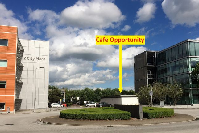 Thumbnail Restaurant/cafe to let in City Place, Crawley