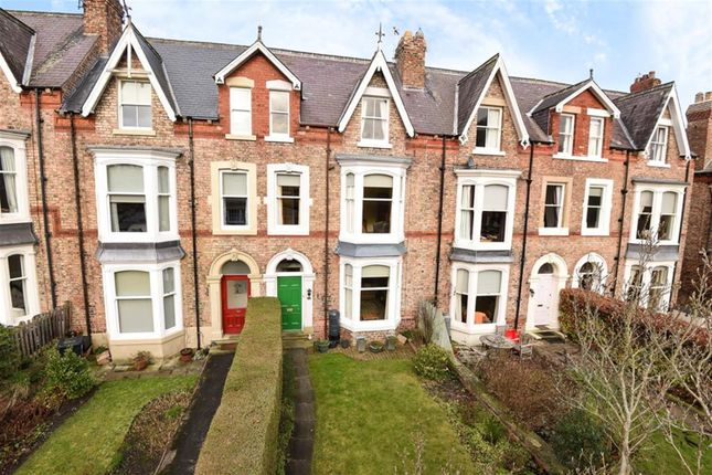 Thumbnail Terraced house for sale in Crescent Parade, Ripon