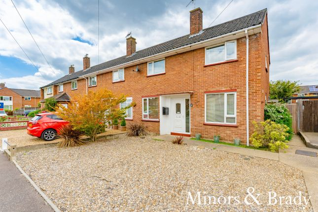 3 bed end terrace house for sale in Purland Road, Norwich NR7