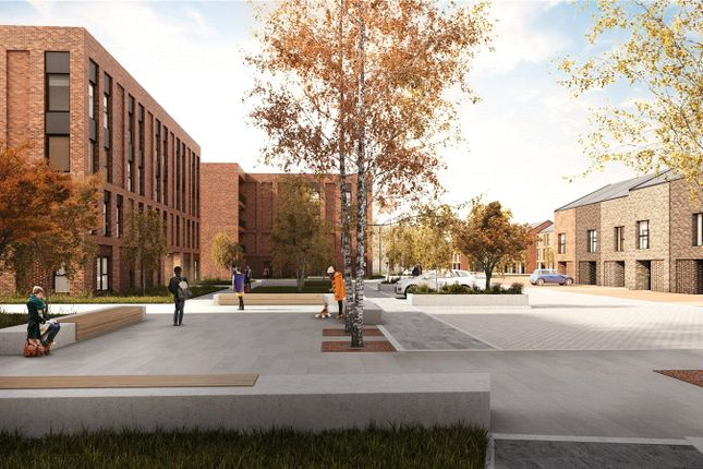 Thumbnail Flat for sale in Plot 19 - Prince's Quay, Pacific Drive, Glasgow