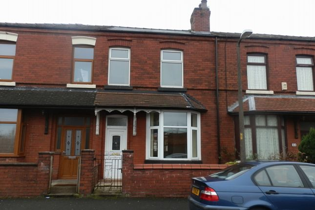 Thumbnail Terraced house to rent in Briercliffe Road, Chorley