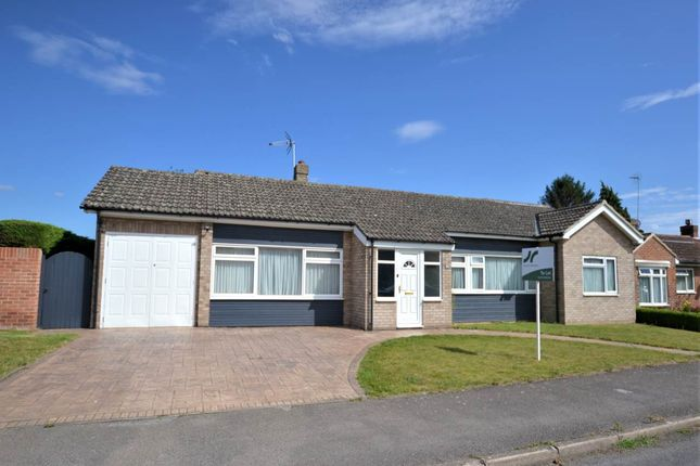 Thumbnail Bungalow to rent in The Croft, Harwell, Oxfordshire