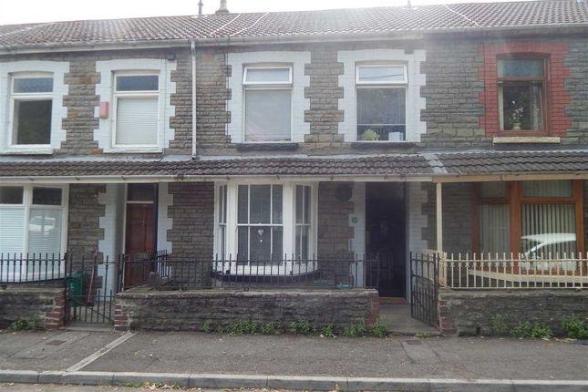 Thumbnail Terraced house for sale in Tyntyla Avenue, Ystrad, Pentre