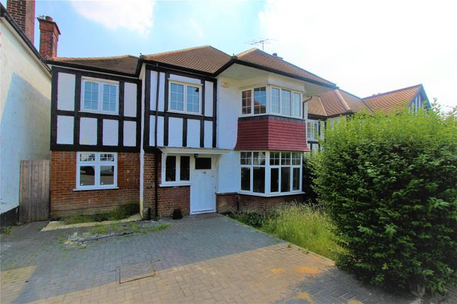 Thumbnail Semi-detached house to rent in Wickliffe Gardens, Wembley