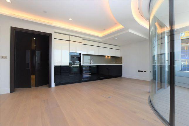 Thumbnail Property to rent in The Corniche, Albert Embankment, London