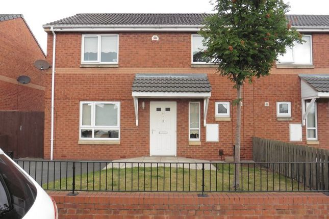 Thumbnail Semi-detached house for sale in Church Road, Seaforth, Liverpool