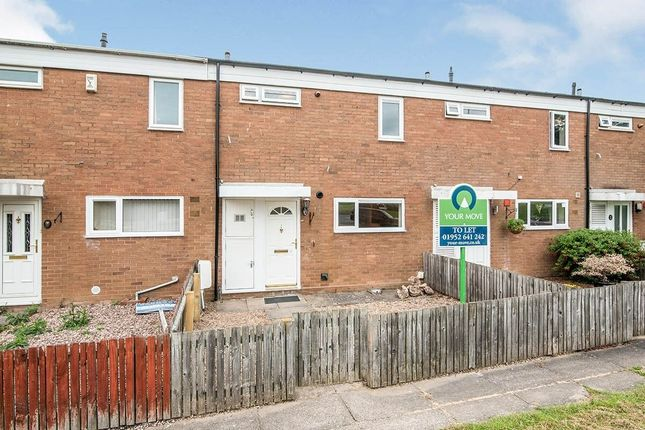 3 bed terraced house to rent in Wyvern, Telford TF7