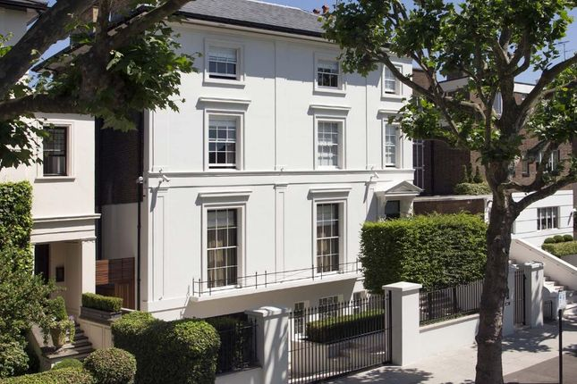 Thumbnail Property to rent in Hamilton Terrace, London