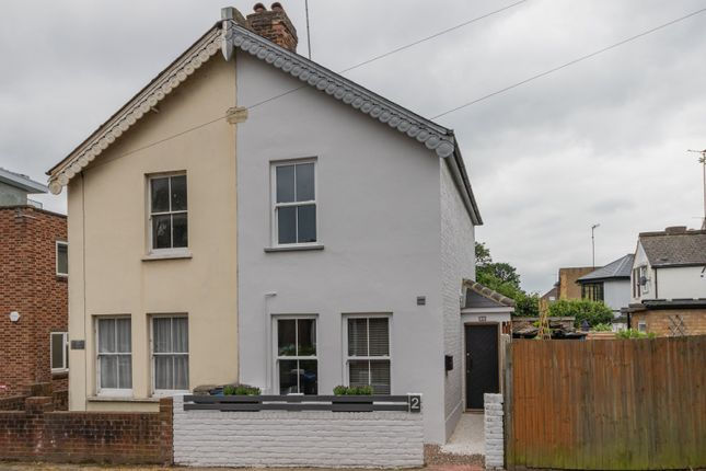 Thumbnail Semi-detached house for sale in Mill Place, Kingston Upon Thames