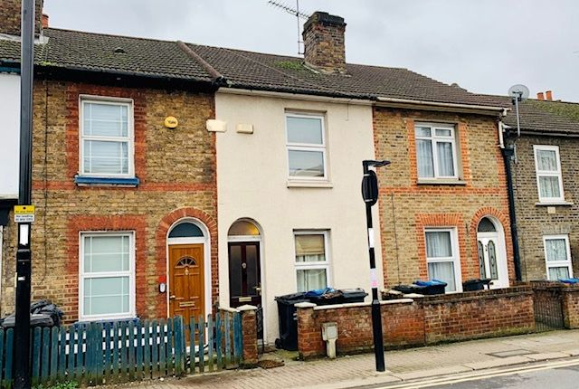 Thumbnail Terraced house to rent in Tamworth Road, Croydon