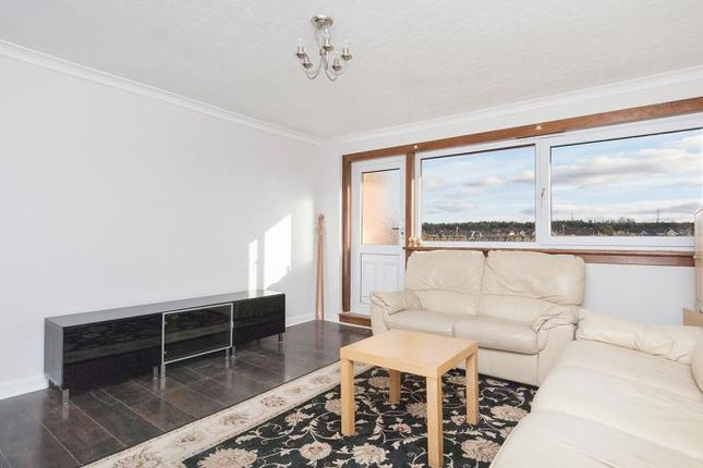 Thumbnail Flat to rent in Southhouse Crescent, Edinburgh
