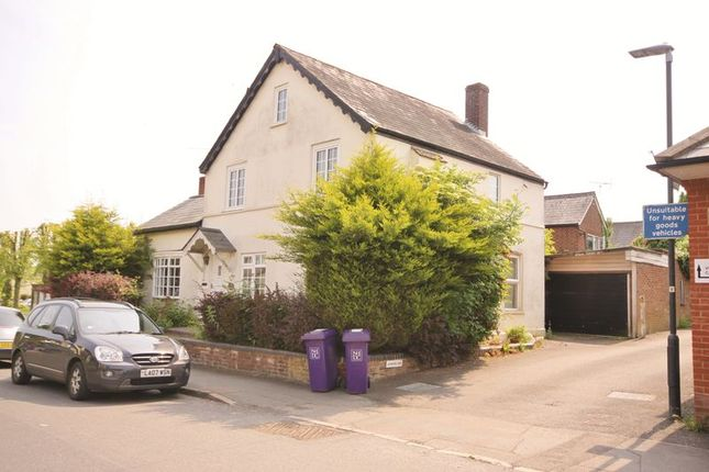 Thumbnail Detached house for sale in Maiden Street, Weston, Herts