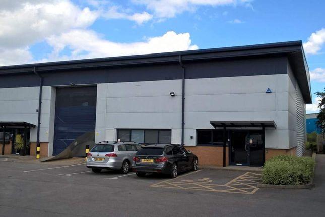 Thumbnail Light industrial to let in Unit 1C, Bentley Business Park, Church Lane, Dinnington, Sheffield