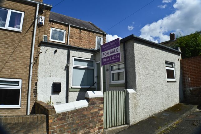Thumbnail End terrace house for sale in Wesley Street, Prudhoe