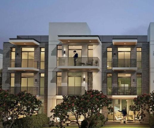 Thumbnail Town house for sale in Meydan, Dubai, United Arab Emirates